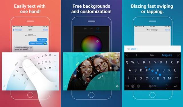 【苏州APP开发】微软开发的iPhone输入法上架AppStore