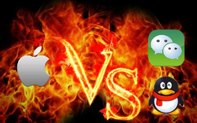 【苏州APP开发】腾讯系产品受到苹果的不公正对待!
