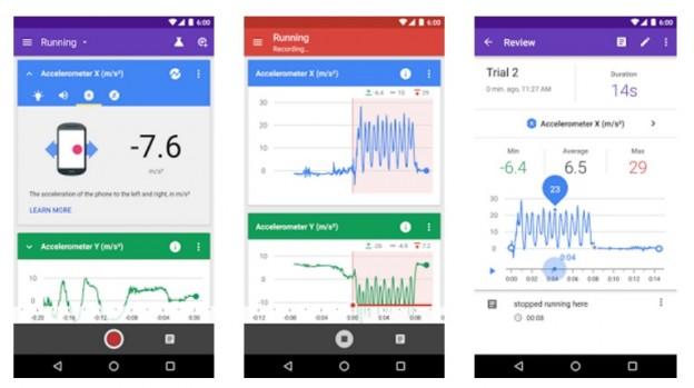 【APP开发】Google推出实验笔记APP:Science Journal,让观察与记录变得更容易