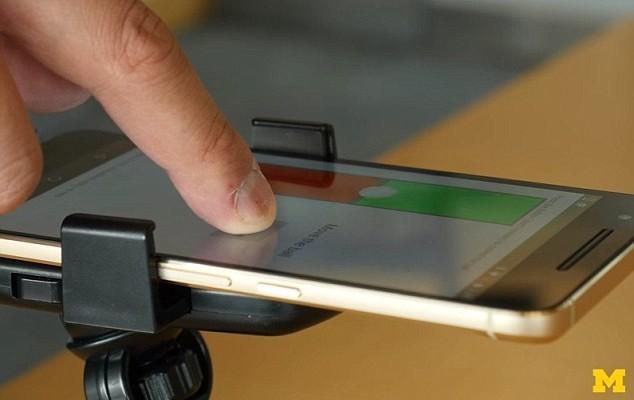 【APP开发】美大学研发重力感应APP 有望推广到所有手机