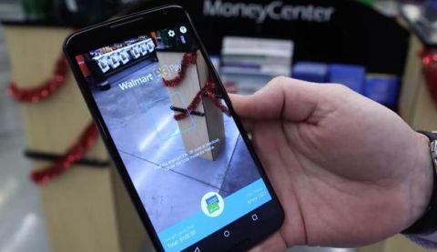 【苏州APP开发】沃尔玛推出自家移动支付App:只为扫码付款加快流程