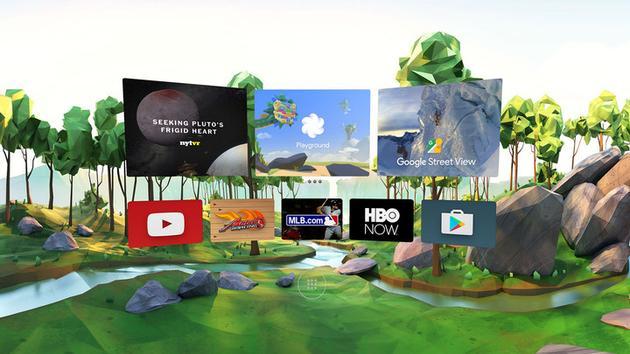 【苏州App开发】力推Daydream平台:谷歌与网红合作虚拟现实内容