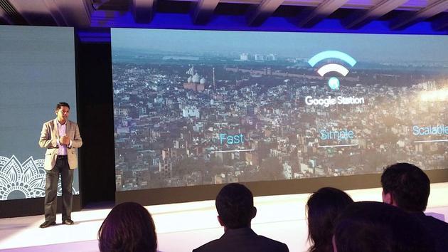 【苏州APP开发】谷歌启动新项目Google Station:提供高速WiFi服务